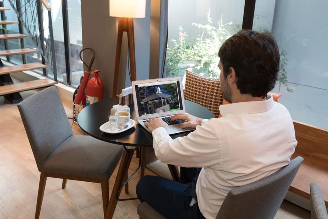 Escritórios Virtuais como uma solução de baixo custo para novas empresas