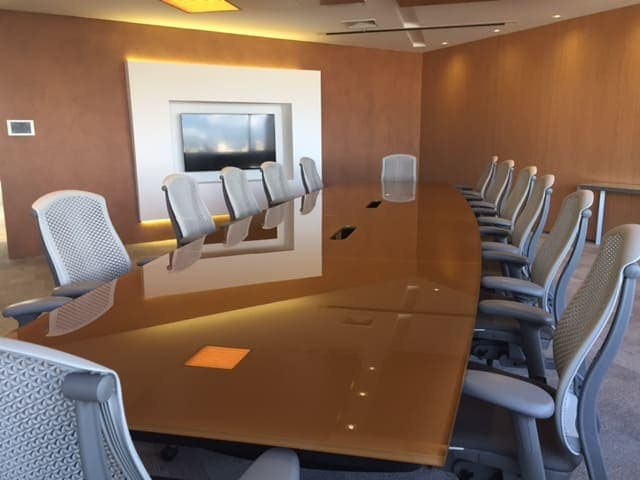 Sala de Reunião e Auditórios